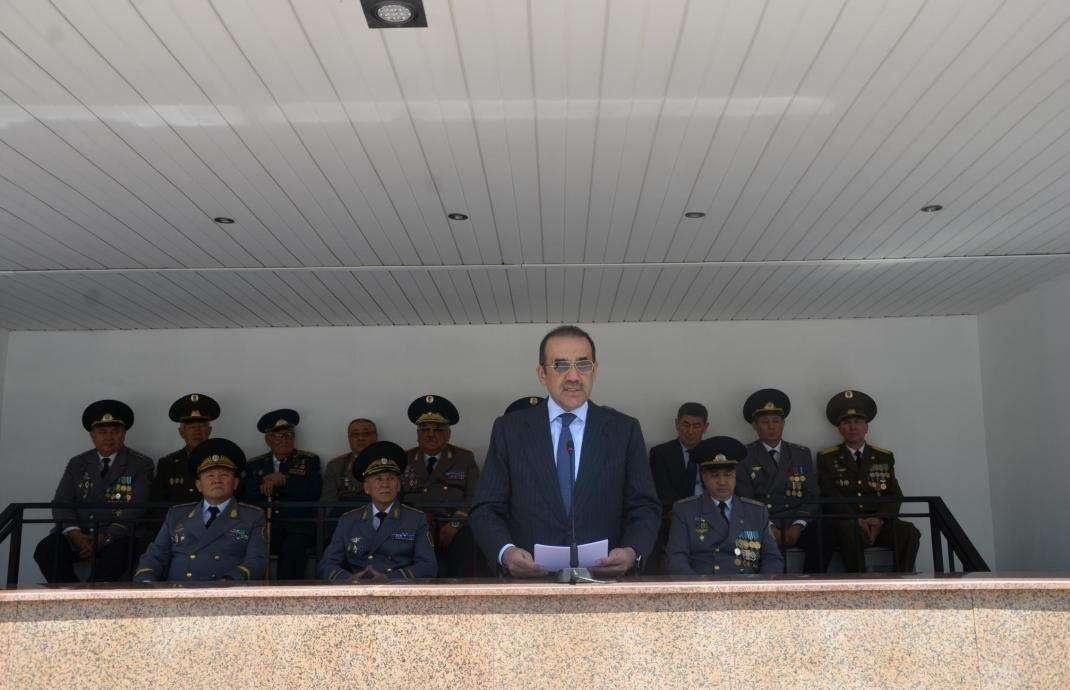 Карим Масимов описал образ идеального офицера КНБ
