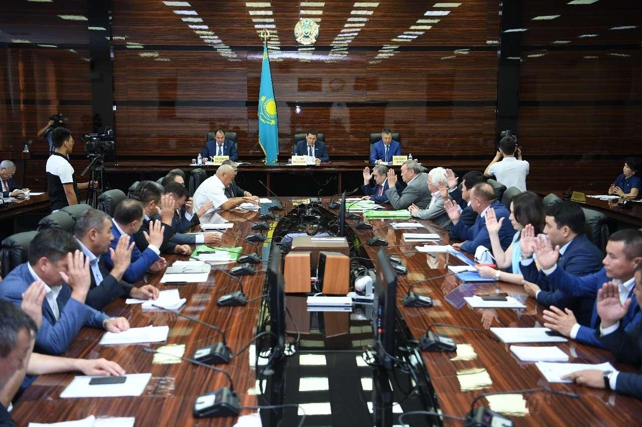 Решение о передаче земель депутаты приняли единогласно