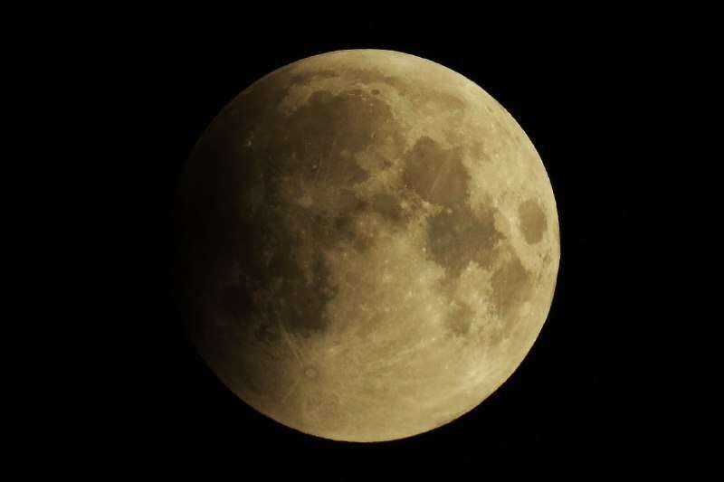 Луна полностью войдёт в земную тень в 1:30 по времени Астаны