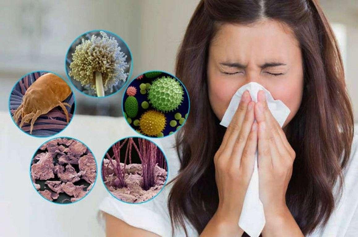 Аллергиялық реакция бірнеше минуттар бірнеше күнге дейін созылуы мүмкін