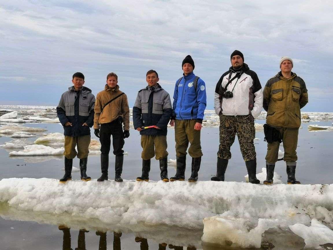 Два казахстанских студента стали участниками экологической экспедиции в Арктике