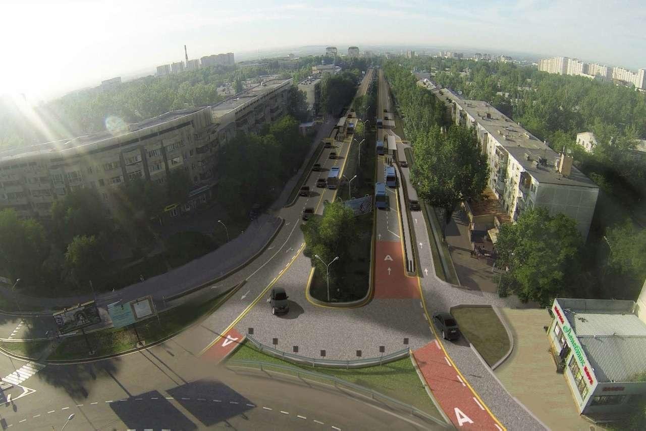 Первая линия BRT в Алматы откроется до конца 2018 года