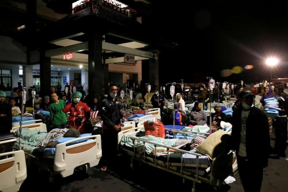 32 человека погибли и десятки пострадали во время землетрясения