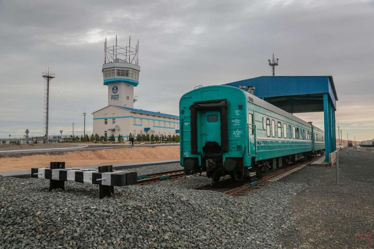 Порт Курык