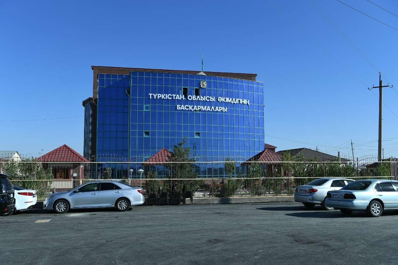 13 территориальных органов уже работают в Туркестанской области