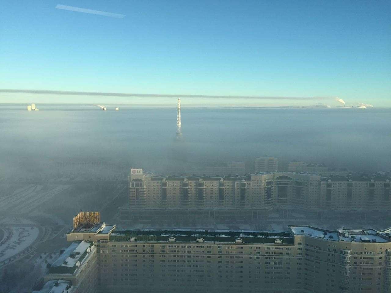 Газификация столицы обещает избавить город от смога