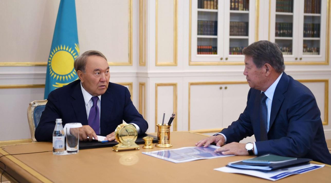 Нурсултан Назарбаев дал Ахметжану Есимову ряд конкретных поручений