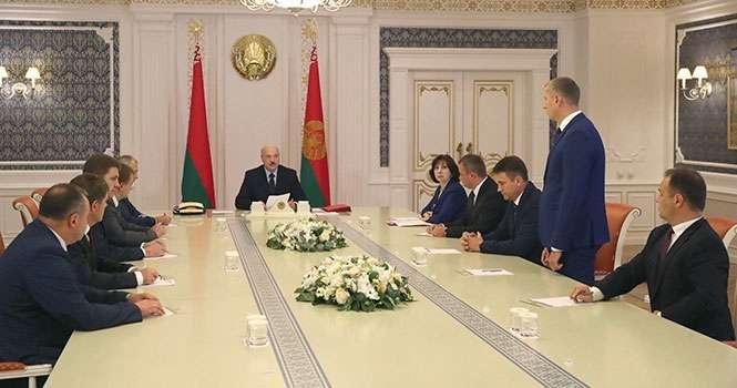 Лукашенко сменил правительство