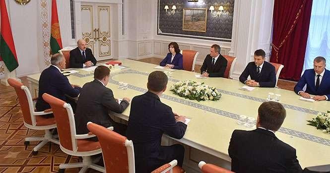 Лукашенко сменил руководство правительства