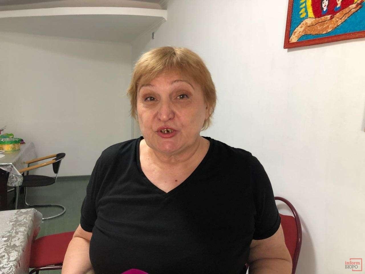 Участница проекта пенсионер Ольга Павлова