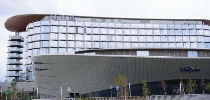 Бизнес-инкубатор расположится на территории отеля Hilton Astana
