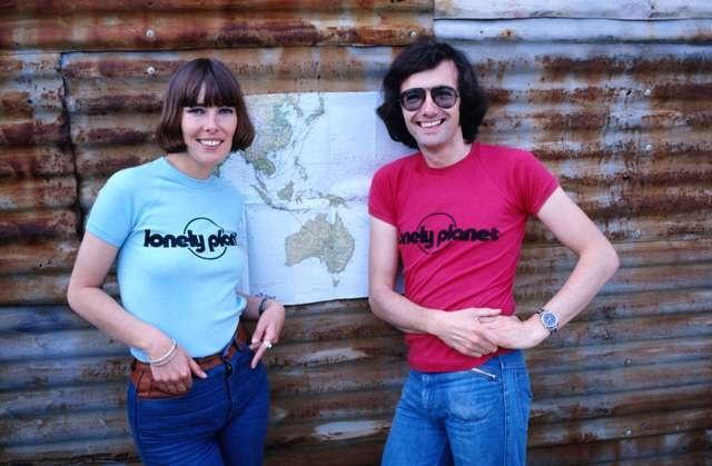 Тони и Морин Уилер, создатели Lonely Planet