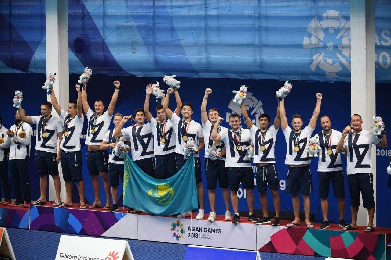 Шестикратные чемпионы Азиады