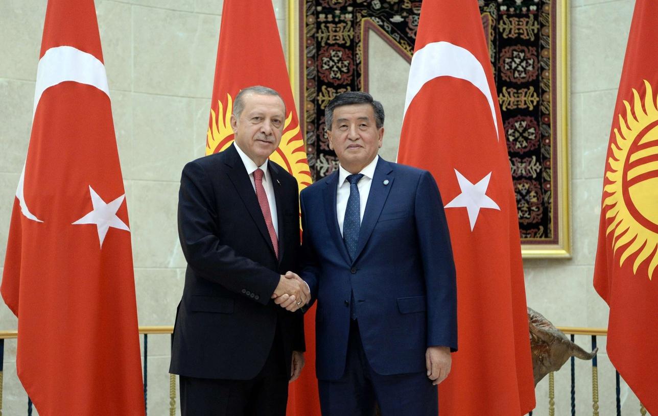 Кыргызстан передал Турции право проводить IV Всемирные игры кочевников
