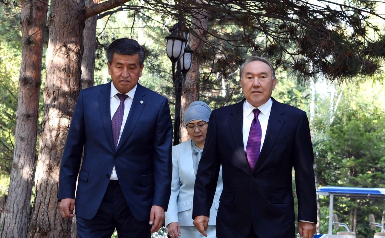 Назарбаев примет участие в открытии Всемирных игр кочевников