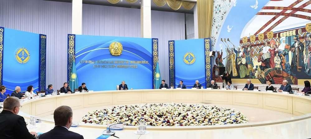 По темпам жилищного строительства область занимает четвёртое место в республике, сообщил Президент
