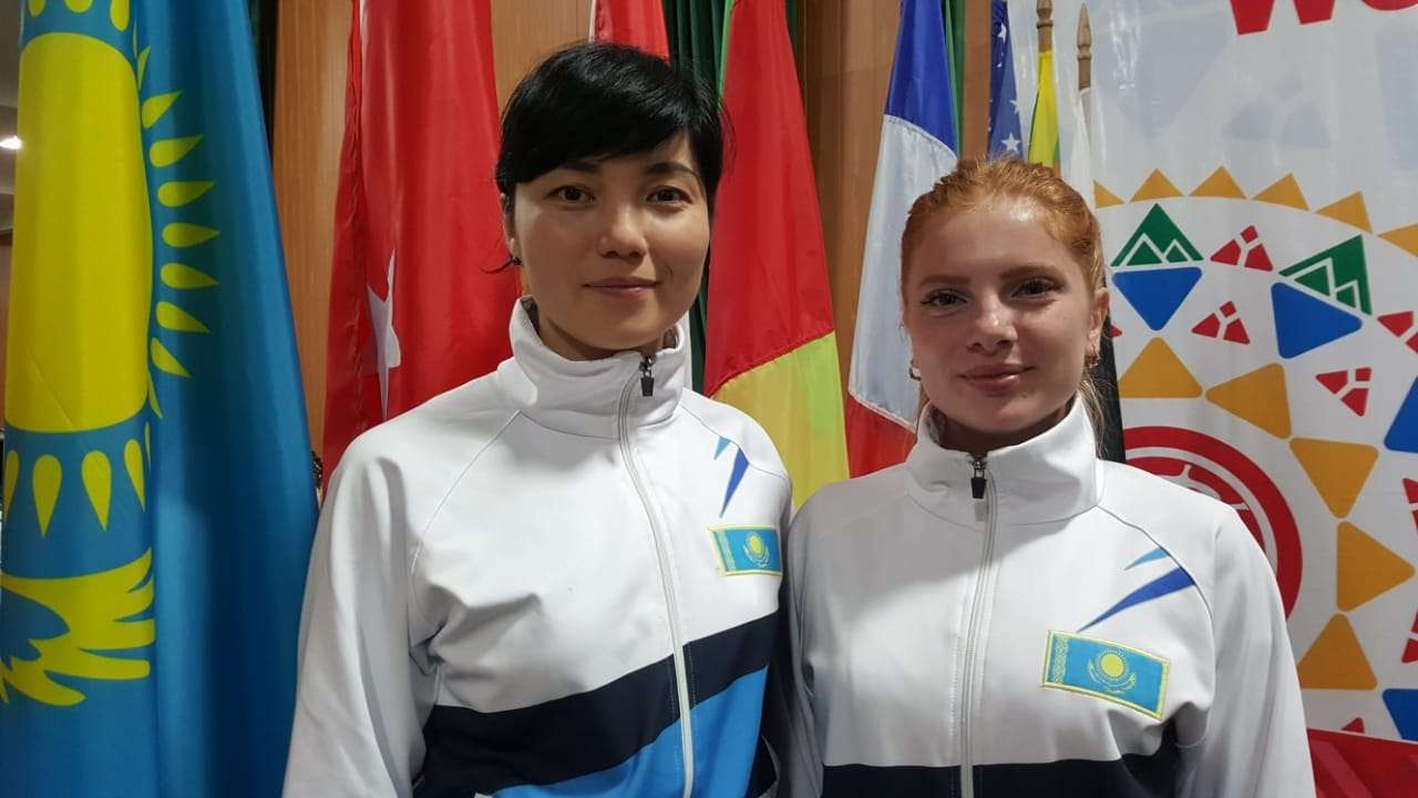 В завершающий день Игр Казахстан выиграл два золота и бронзу