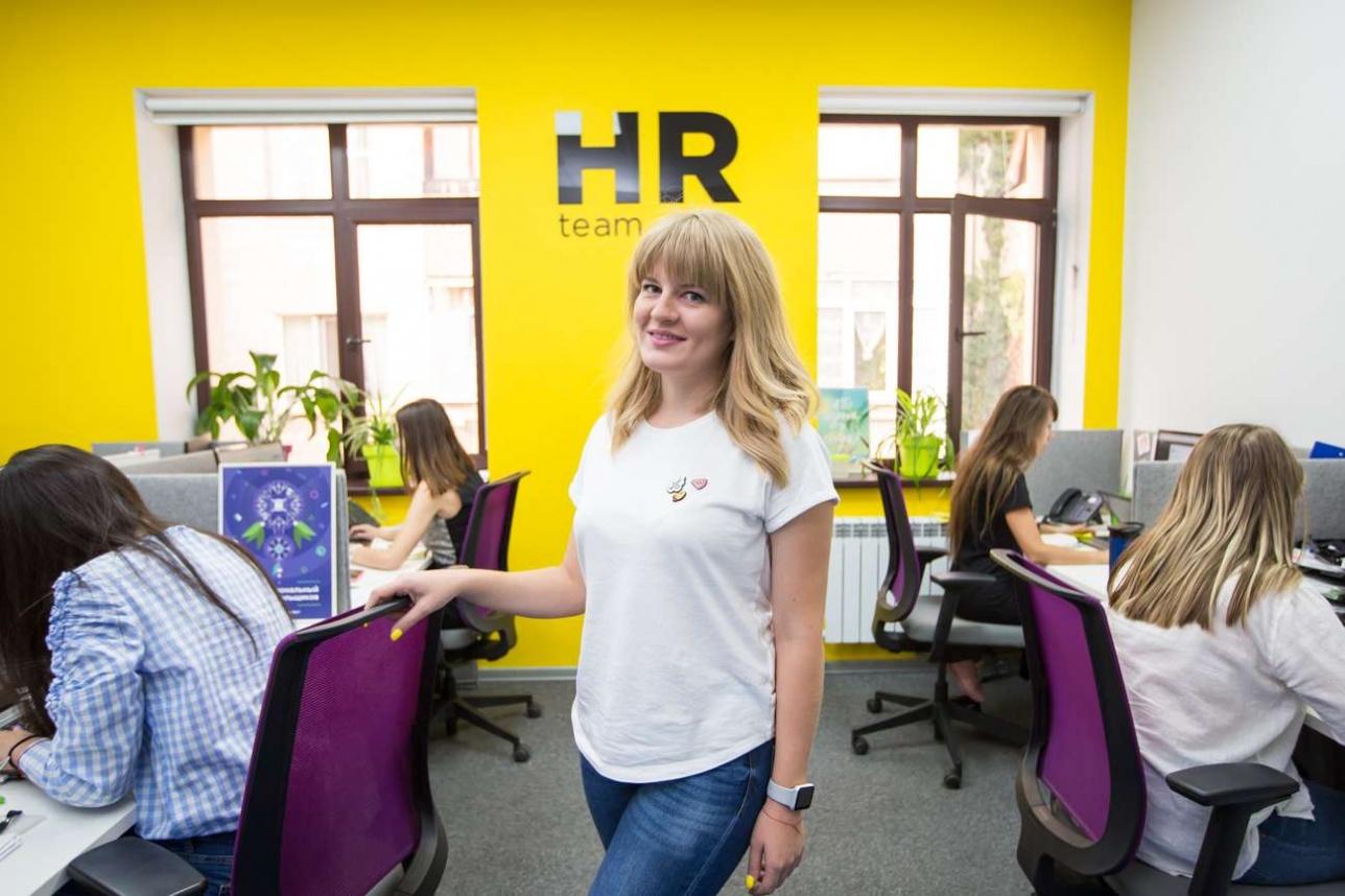 Ксения Дрокина, HR-директор