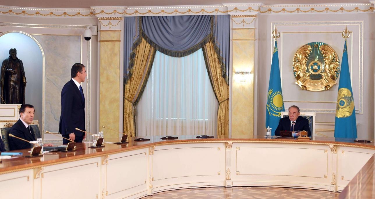 Совещание с руководящим составом Администрации Президента