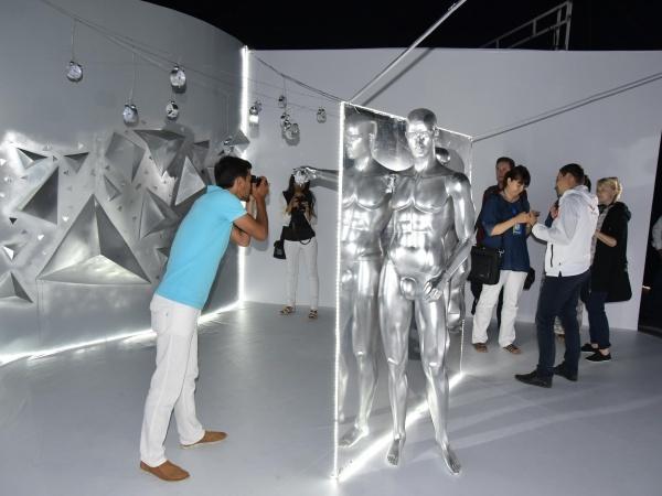 """Этнофутуристический город 3D-развлечений """"Arkaim""""."""