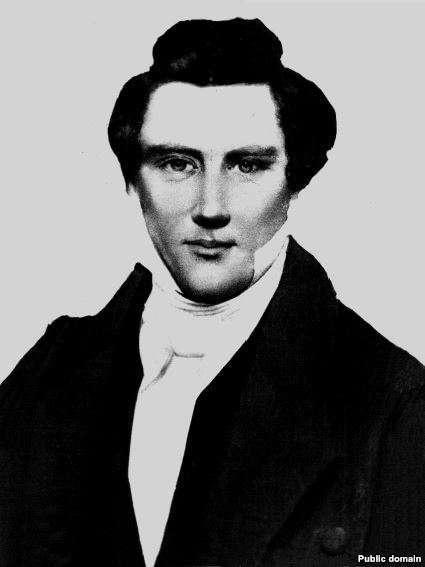 Мормондардың алғашқы рухани жетекшісі Джозеф Смит