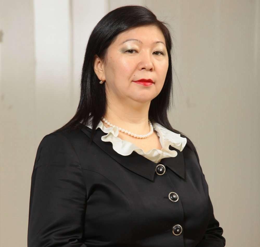 Заместитель министра труда и социального развития КР Зууракан Каденова
