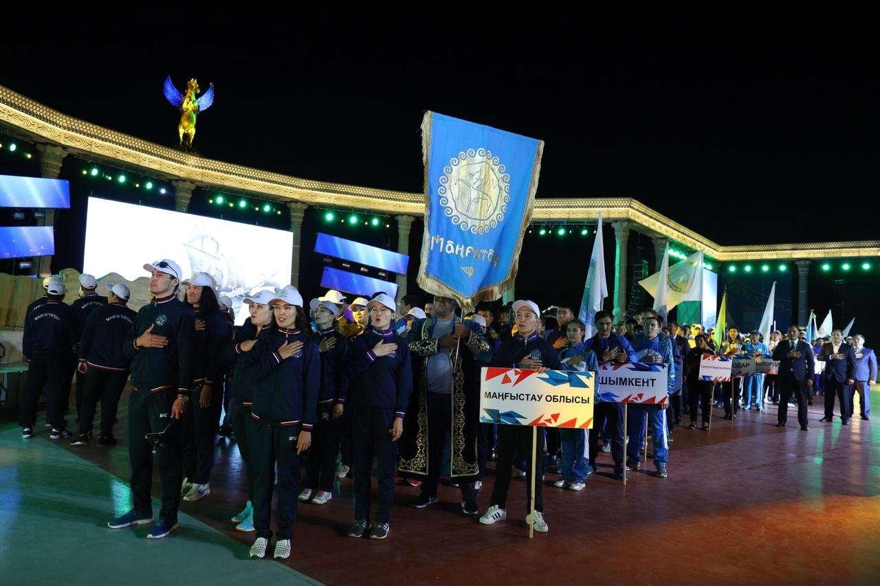 Игры народного спорта проводятся раз в четыре года