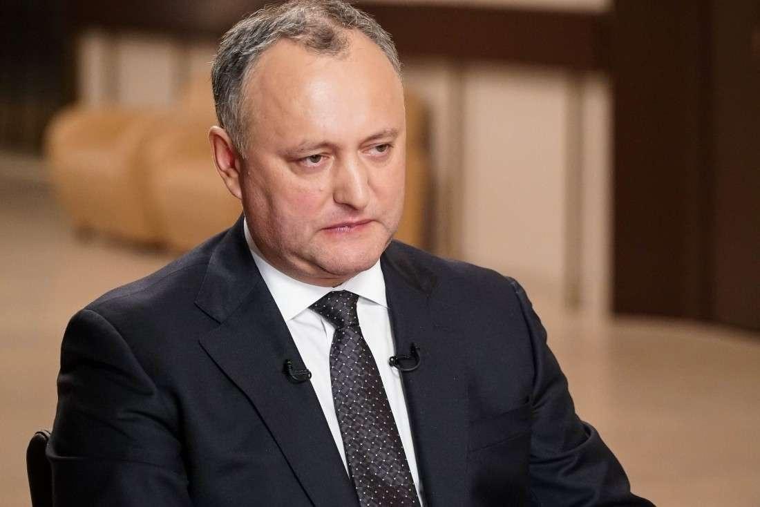Президента Молдовы отстраняли от должности трижды