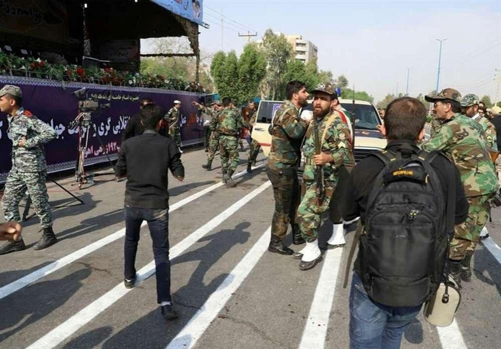 Площадь после теракта