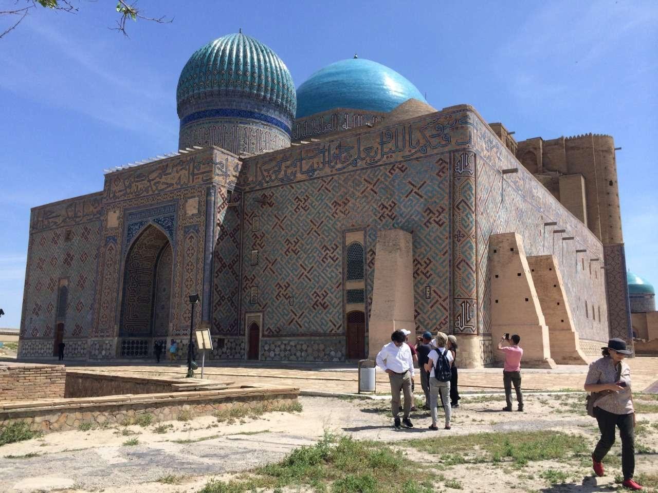 Музей Ходжа Ахмеда Яссави
