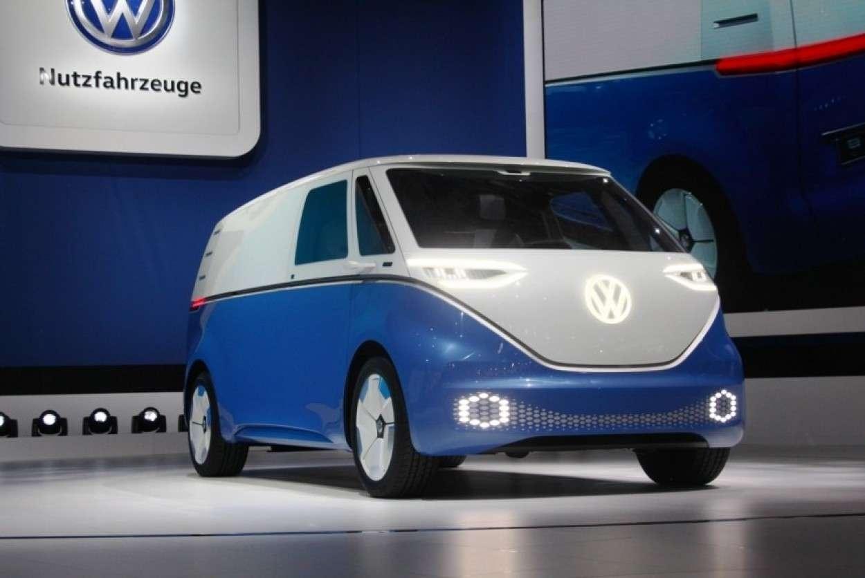 Volkswagen ID Cargo