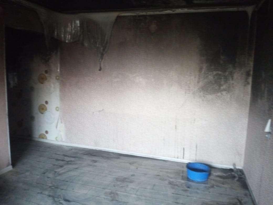 За считанные минуты огонь уничтожил больше 30 квартир