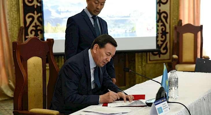 По итогам заседания главы МВД подписали совместный протокол