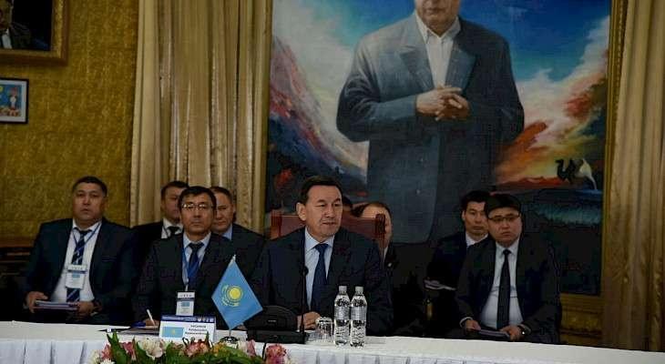 Калмуханбет Касымов принял участие в совещании глав МВД стран Центральной Азии