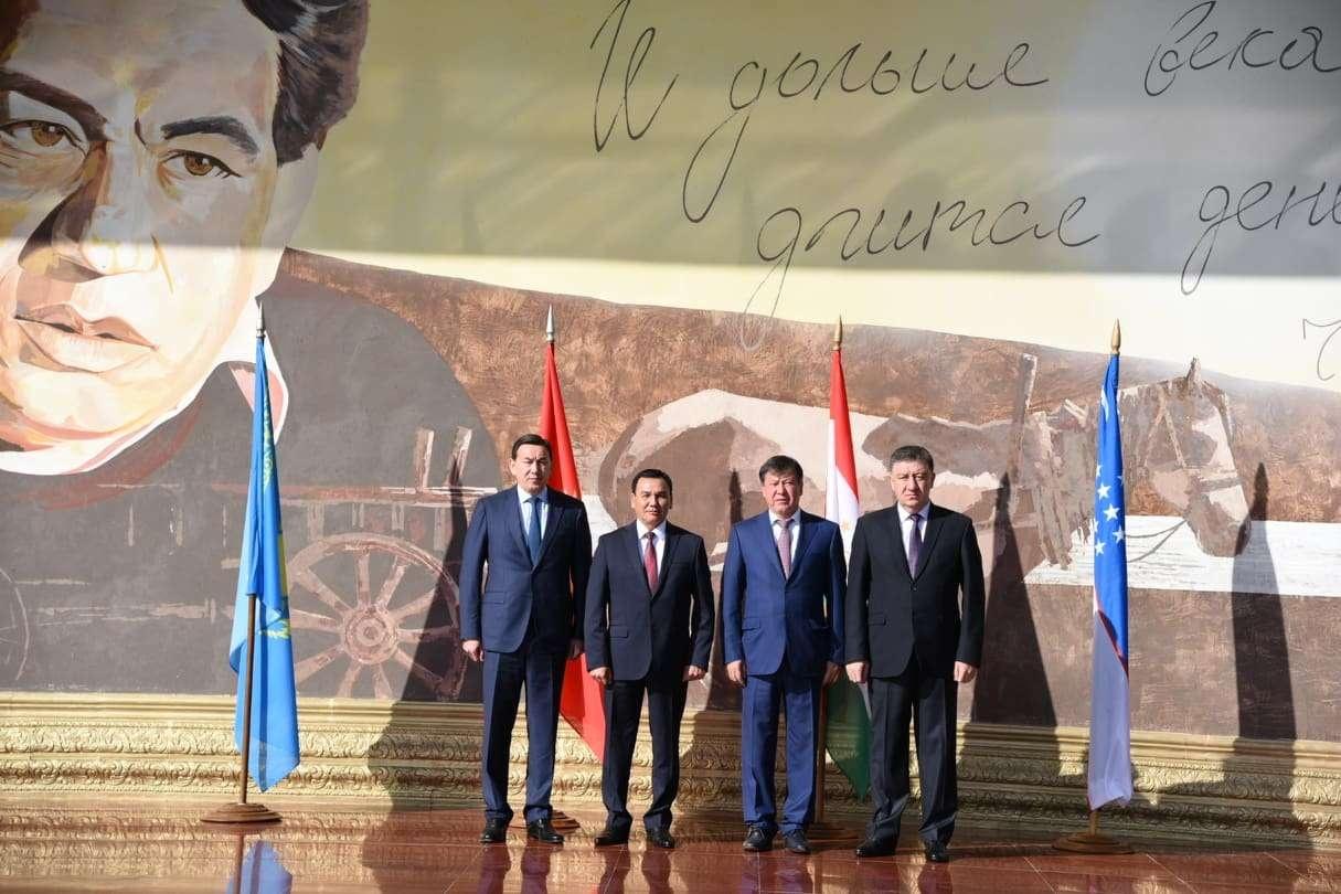 В Чолпон-ате прошло первое совместное совещание глав МВД стран Центральной Азии