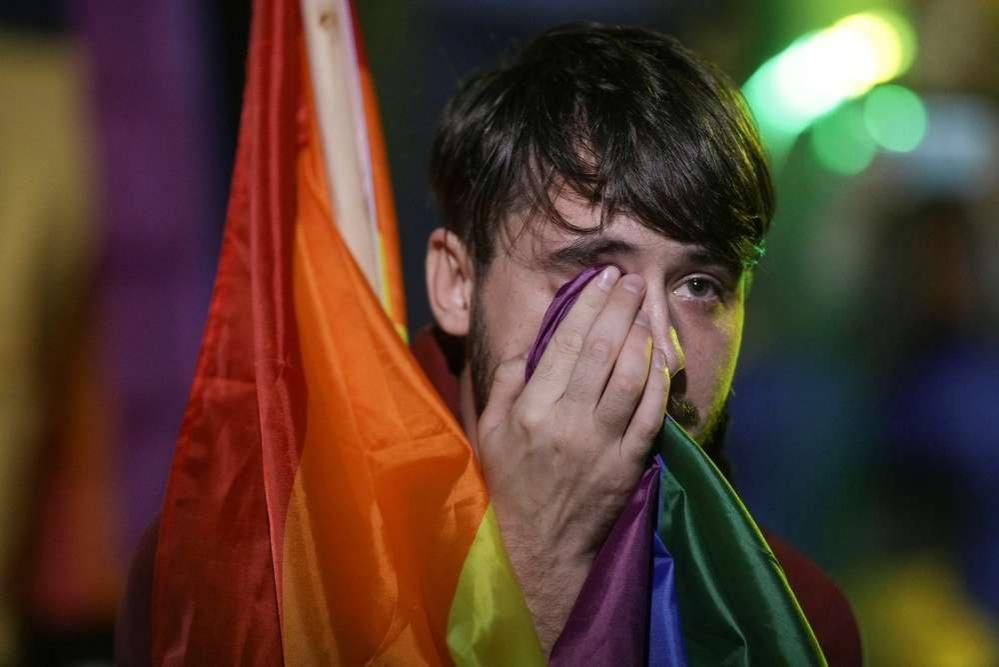 Референдум по запрету однополых браков провалился