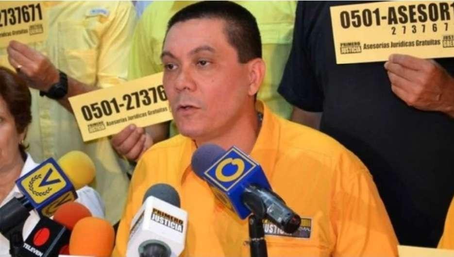 Фернандо Альбан Салазар - один из подозреваемых в покушении на президента Мадуро