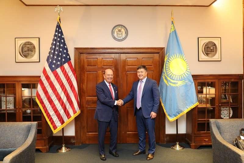 Казахстан и США намерены минимизировать влияние санкций на РК