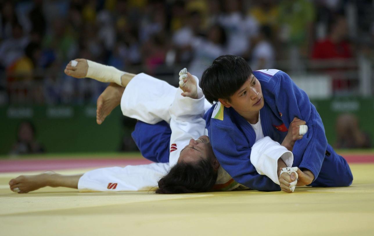 Поражение на Олимпиаде в Рио-де-Жанейро