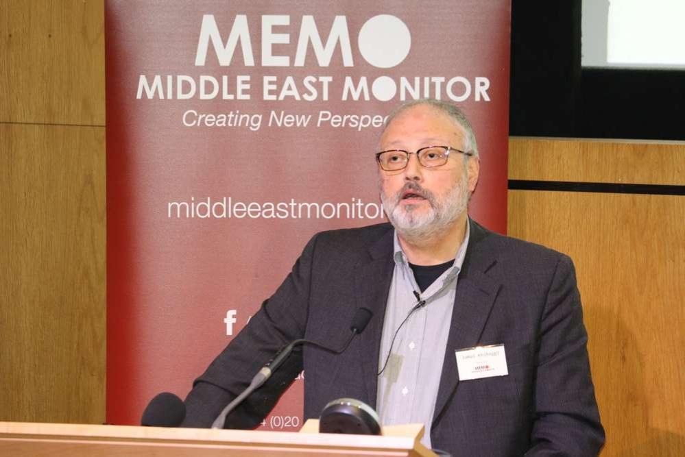 Журналист Джамаль Хашукджи бесследно исчез 2 октября после посещения генконсульства страны в Турции