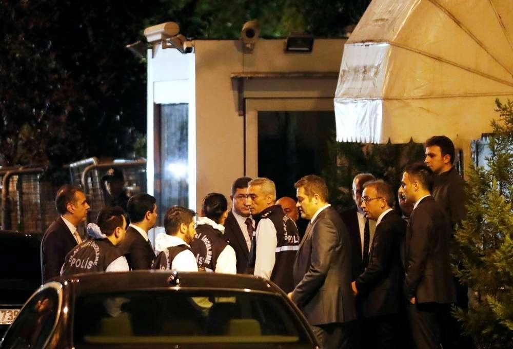Рабочая группа из представителей Турции и Саудовской Аравии посетили генконсульство