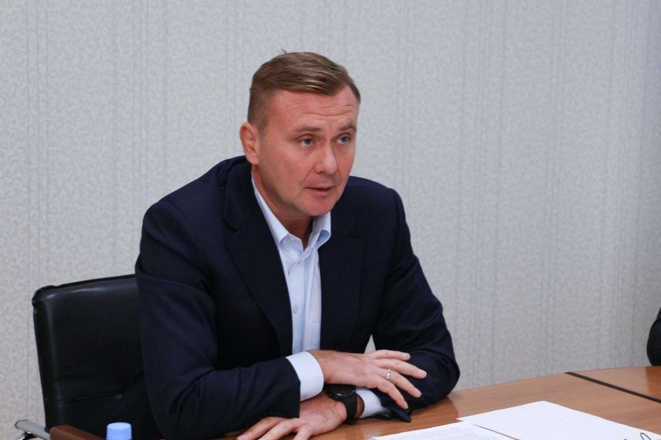 Сергей Голев