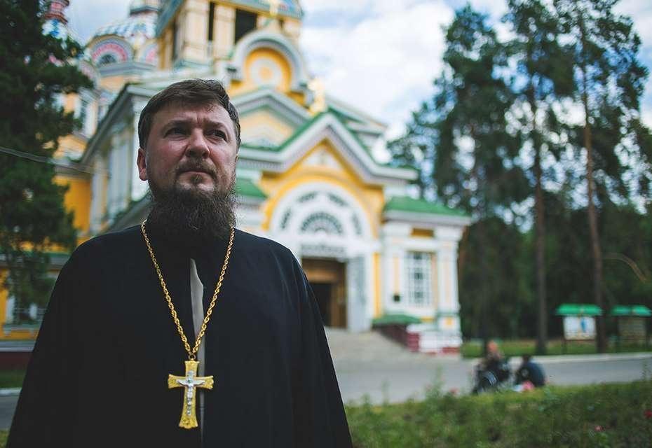 Протоиерей Евгений Иванов