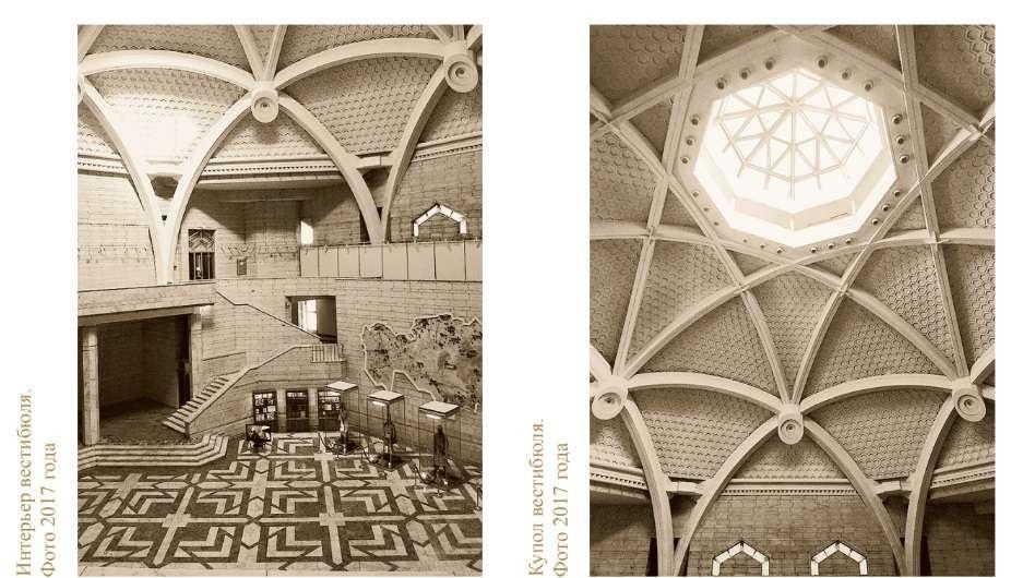 Республиканский музей, холл