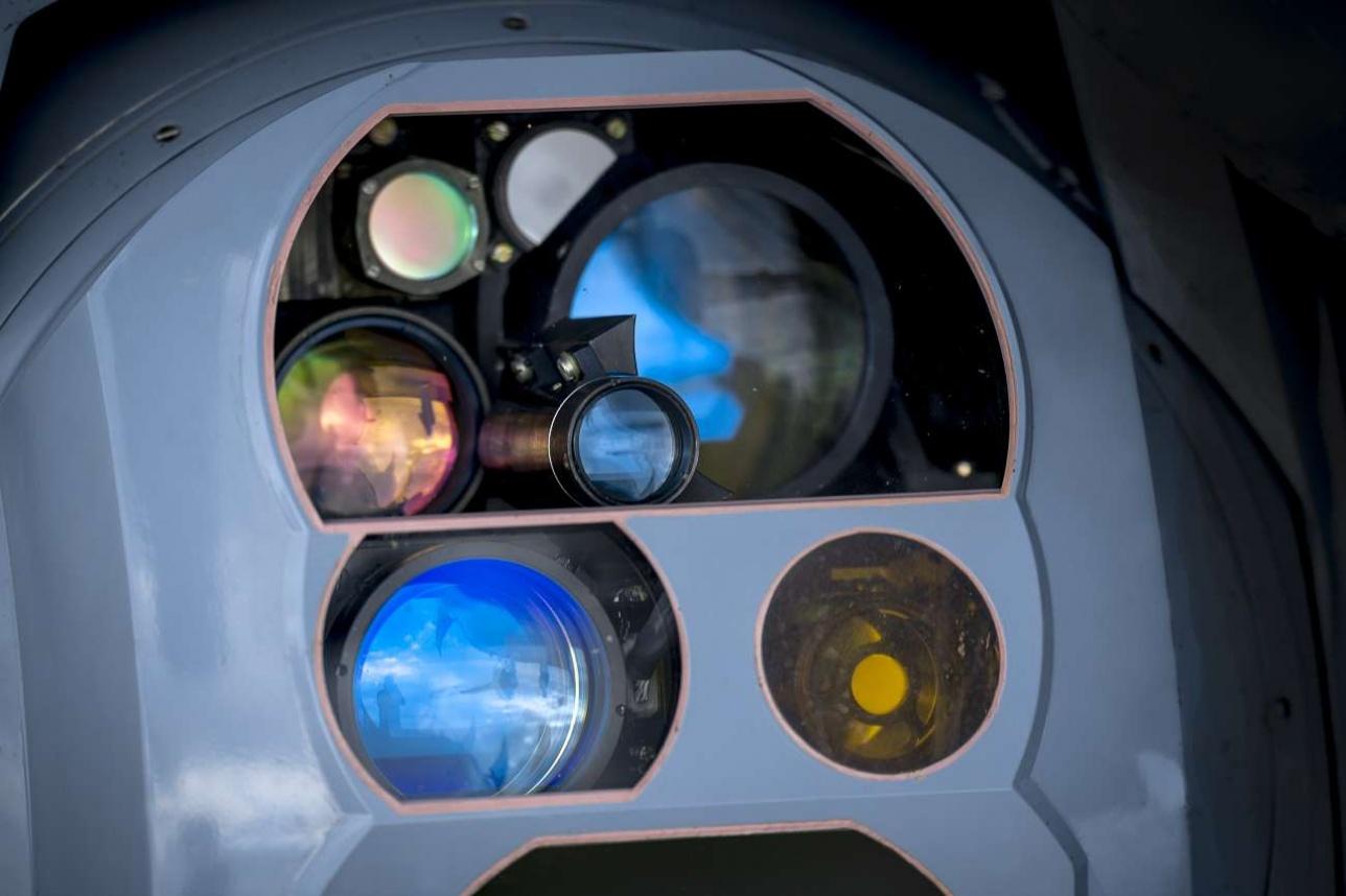 Гиростабилизированная оптико-электронная станция ГОЭС-324