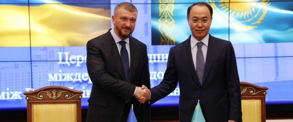 Казахстан и Украина договорились об экстрадиции граждан