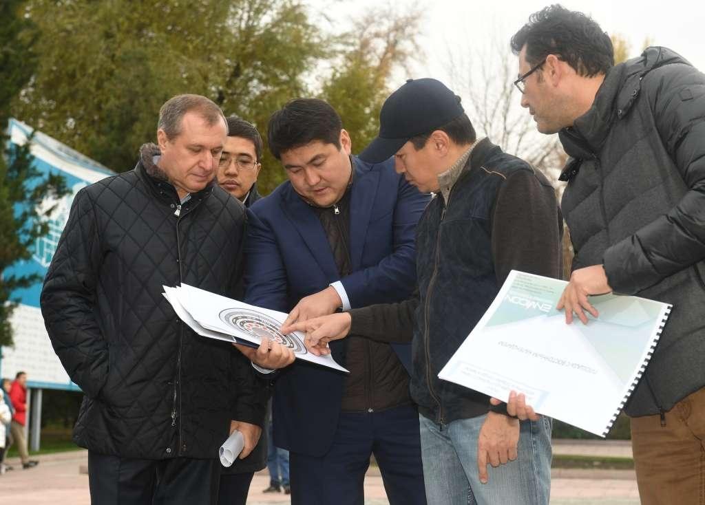 Реконструкцию парка провели на 1,6 млрд частных средств