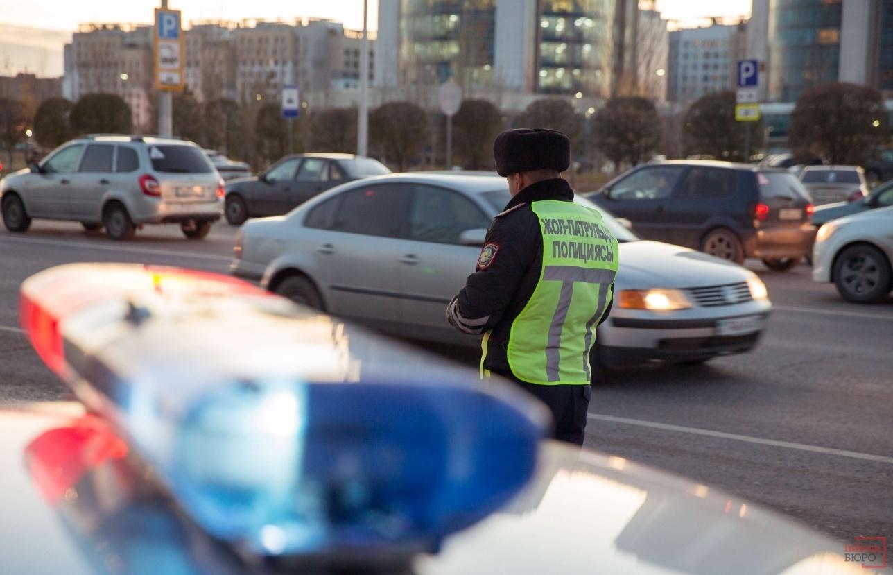 """На злостных штрафников с десятками нарушений полицейские время от времени устраивают """"охоту"""""""