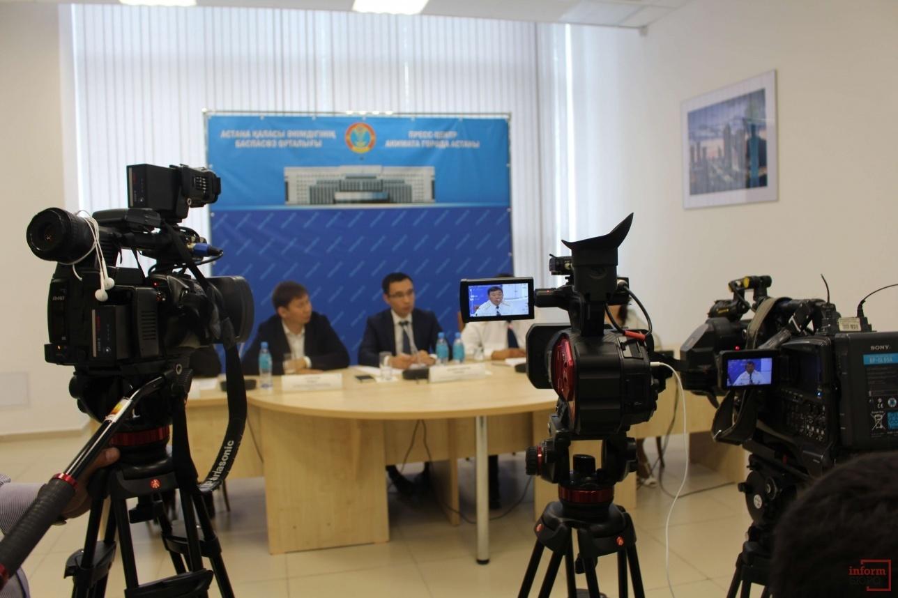 Пресс-конференция о запуске проекта вызвала ажиотаж в СМИ