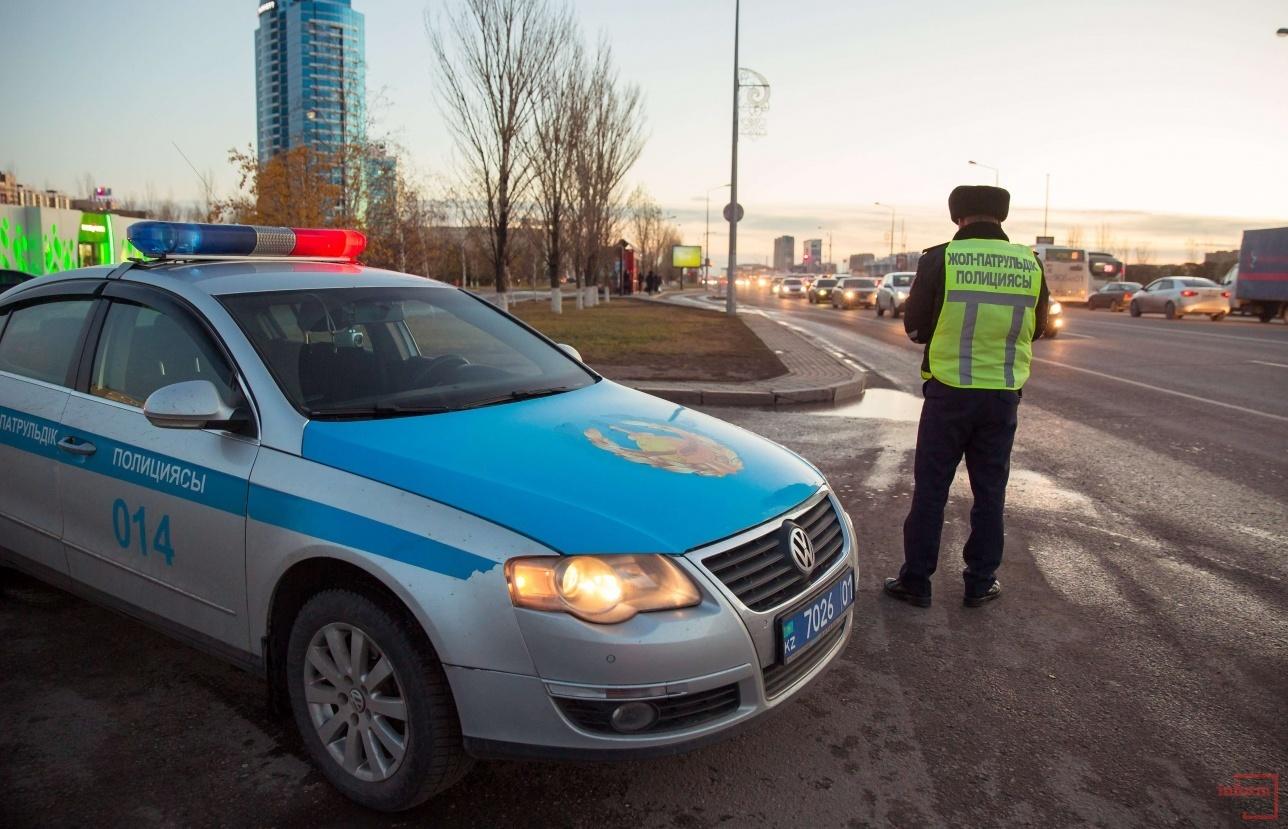 """Астана может стать первым городом, где камеры заменят """"живых"""" полицейских"""
